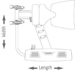 Abdominal Machine Specifications