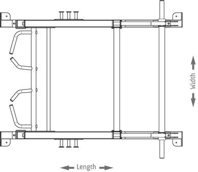 Torque Fitness XPC Power Cage Specs