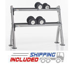 Tuff Stuff CDR-300 Evolution Fitness Equipment Storage Rack