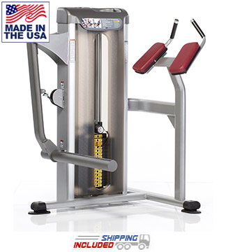 USA Made Tuff Stuff PPS-239 Selectorized Proformance Plus Glute Machine