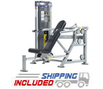 Tuff Stuff CG-9503 Selectorized Cal Gym Multi Chest Press Machine