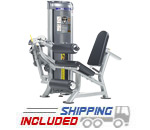 Tuff Stuff CG-9514 Selectorized Cal Gym Seated Leg Extension / Leg Curl