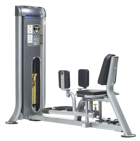 Cal Gym Selectorized Inner/Outer Thigh Machine -- Tuff ...