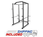 Power Rack With Lat Pull Valor Fitness Bd 7