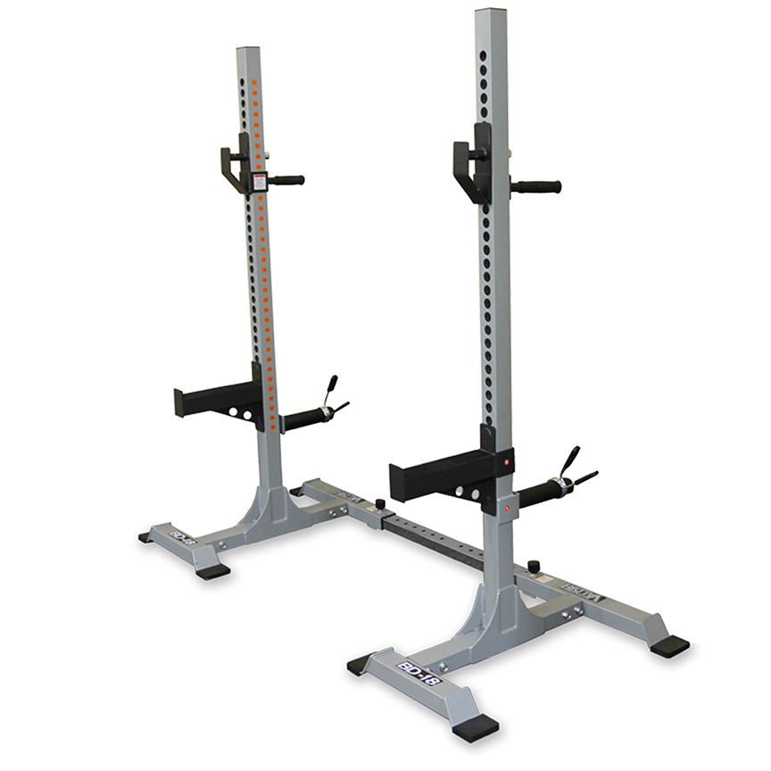 Squat stand towers with dip handles valor fitness bd