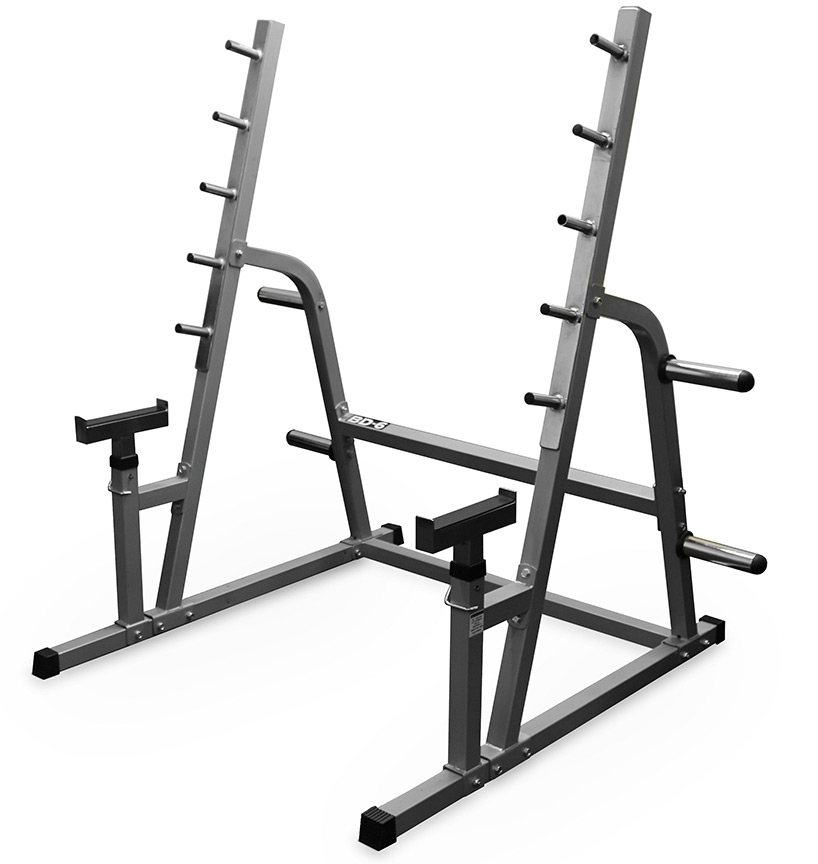 Safety Squat Bench Combo Rack Valor Fitness Bd 6