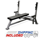 Valor Athletics BF-48 Olympic Bench Press Max
