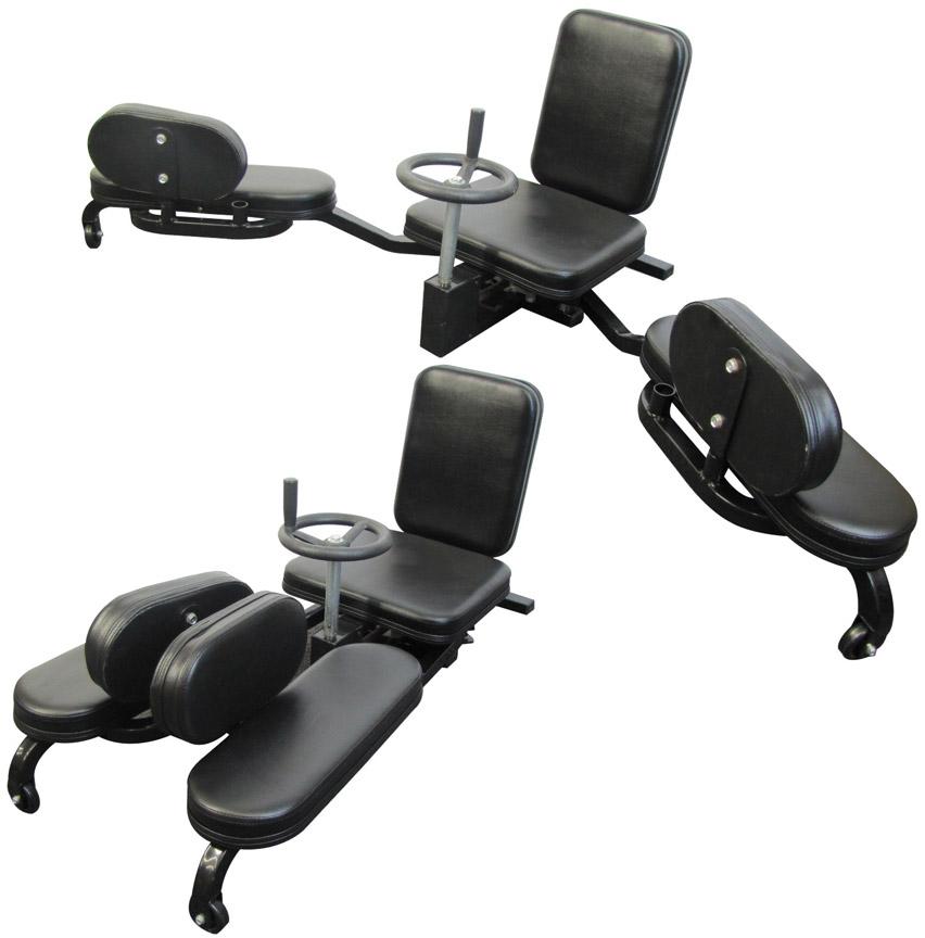 stretch machine for legs