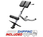 Valor Fitness CB-13 Back Extension Bench
