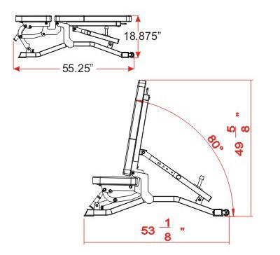 DD-11 footprint