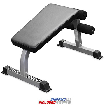 Valor Athletics DE-4 Sit-Up Bench for Home Gyms