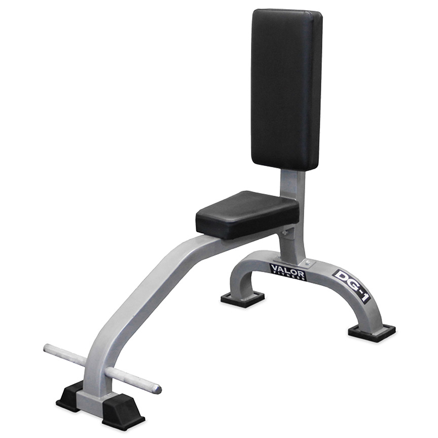 Stationary Weight Bench Valor Fitness Dg 1