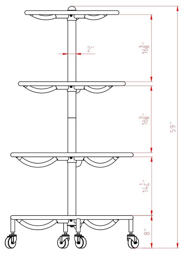 BG-55 side dimensions