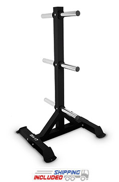 Valor Athletics BH-17 Bumper Plate Tree - Vertical Bumper Plate Rack