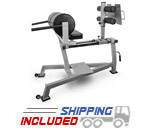 Valor Athletics CB-28 Roller Glute Ham Developer Bench