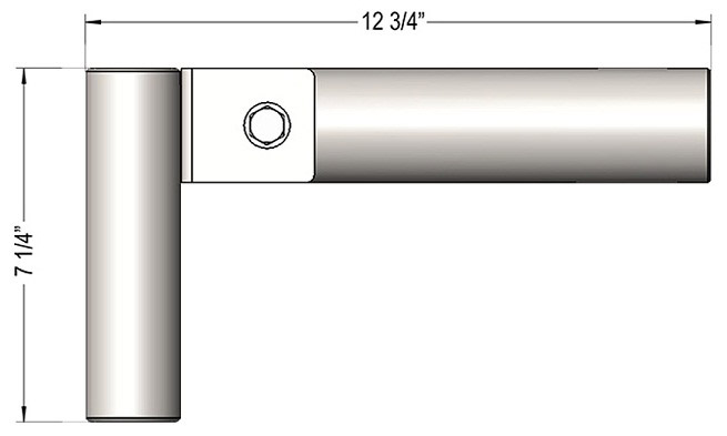 LM-7 Side Dimensions
