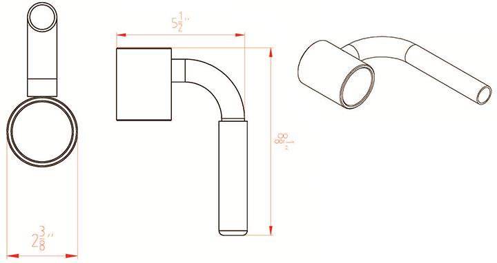 Valor Fitness MB-41 Landmine Single Handle for Olympic Bar