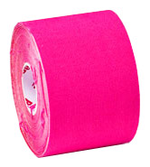 Solid Pink Kinesiology Tape
