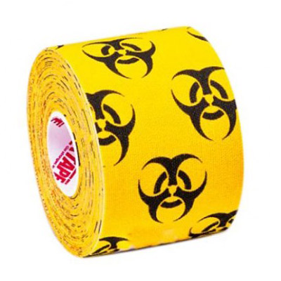 Biohazard Kinesiology Tape