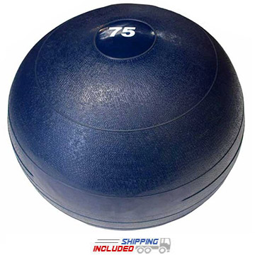 75 lb. Blue Super Heavy Slammer Ball
