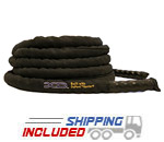 XD Kevlar® Conditioning Rope with Sheath for HIIT and Crossfit Workouts