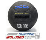 XD Kevlar® Medicine Ball with 14 Inch Diameter