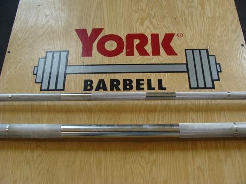 York Barbell 02988 Fat Olympic Bar
